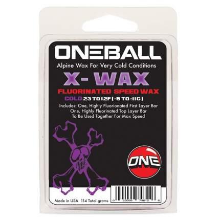 Парафин Oneball X-Wax Cold -5C/-11C 110 г