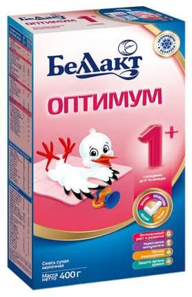 Молочная смесь Беллакт Оптимум 1+ от 0 до 6 мес. 400 г