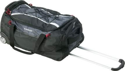 Дорожная сумка Wenger 3053204267 черная/серая 60 x 33 x 31