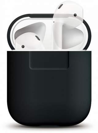 Чехол Elago Silicone Case (EAPSC-BK) для AirPods (Black)
