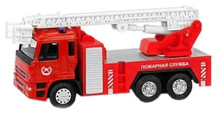 Металлическая пожарная машина PLAYSMART Автопарк, 1:54
