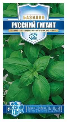 Семена Базилик Русский гигант Зеленый, 0,3 г Гавриш