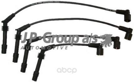 Высоковольтные провода комплект electrix, dk jp group 1292002210