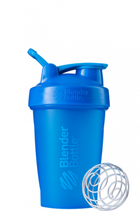 Шейкер Blender Bottle Classic Full Color 591 мл cyan