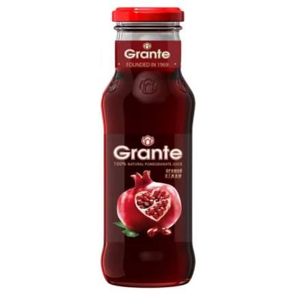 Сок Grante гранатовый 0.25 л