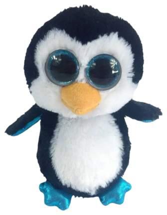 Мягкая игрушка ABtoys Пингвин черный 15 см