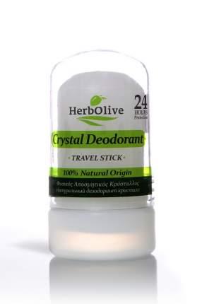 Дезодорант для тела Herbolive Кристалл натуральный стик 60 гр