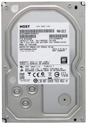 Внутренний жесткий диск HGST Deskstar 4TB (HDN724040ALE640)