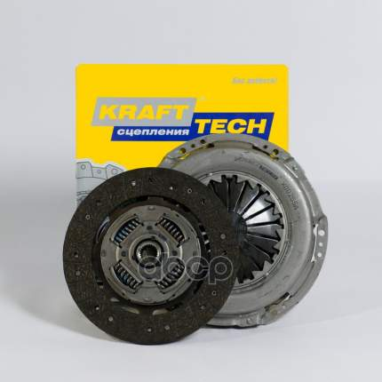 комлект сцепления KraftTech W00255A9