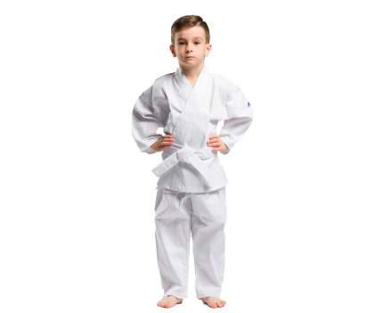 Кимоно для карате Adidas подростковое с поясом adiStart белое 120 см