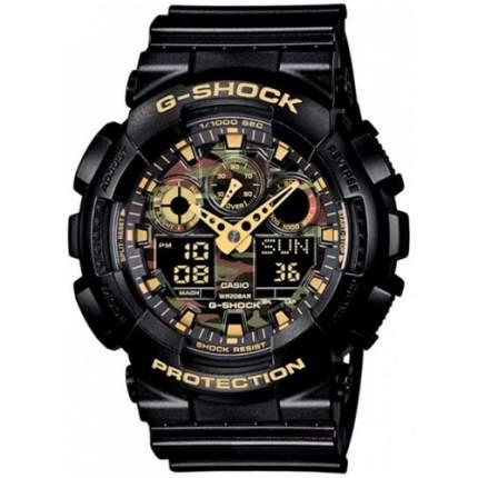 Спортивные наручные часы Casio G-Shock GA-100CF-1A9