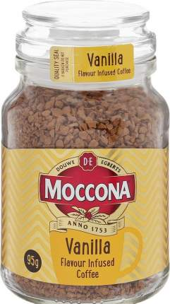 Кофе Moccona Vanilla растворимый 95 г
