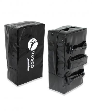 Макивара Rusco Sport 3 ручки 30х50х12, тент, черный