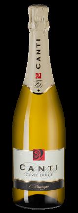 Игристое вино Cuvee Dolce, Canti