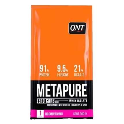 Протеин QNT Metapure Zero Carb 30 г Red Candy