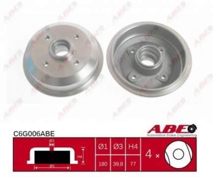 Тормозной барабан ABE C6G006ABE