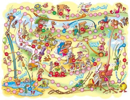 Настольная игра Десятое королевство Приключения Алисы в Стране Чудес 00287