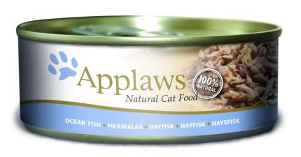 Консервы для кошек Applaws с океанической рыбой, 156г