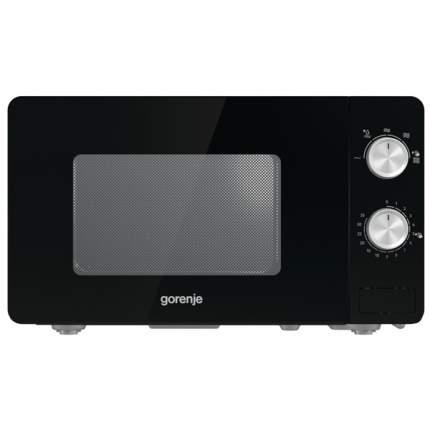 Микроволновая печь соло Gorenje MO20E1B black