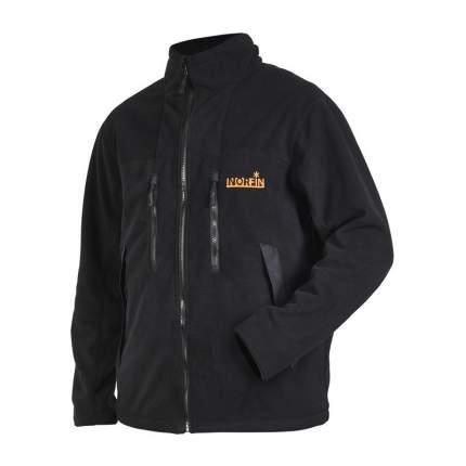 Куртка Norfin Storm Lock, черная, 3XL INT