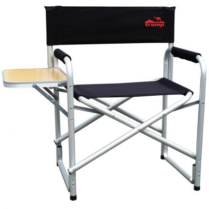 Кресло алюминивое складное Tramp TRF-002 со столиком