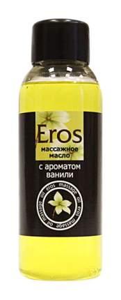 Массажное масло Биоритм Eros Sweet с ароматом ванили 50 мл