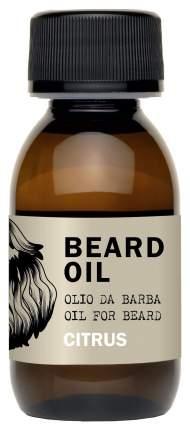 Масло для бороды Dear Beard Oil Citrus 50 мл