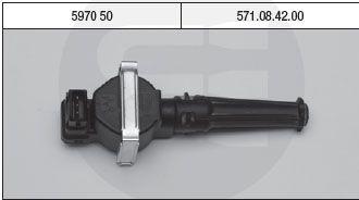 Катушка зажигания BRECAV 110.004