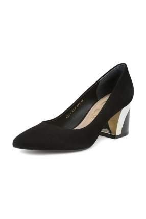 Туфли женские Indiana 8310-456-642 черные 38