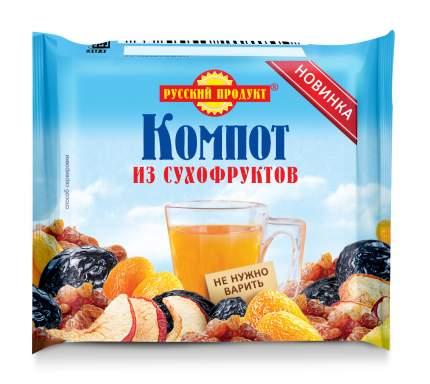 Компот из сухофруктов Русский Продукт моментального приготовления брикет 190 г