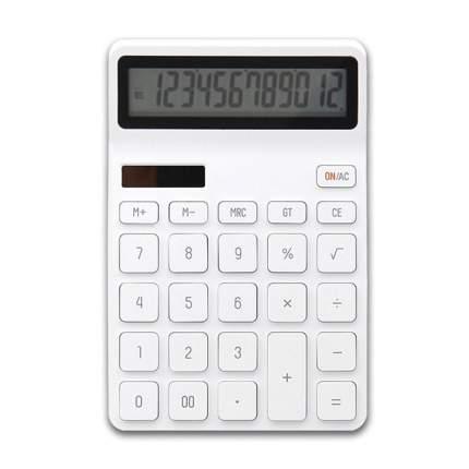 Калькулятор Xiaomi Lemo Desktop Calculator (White)