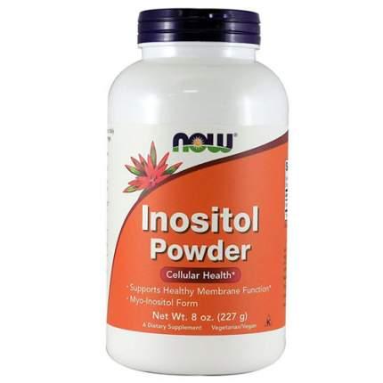 NOW Inositol Powder 8 oz. (227 грамм) - витамин b8, инозитол