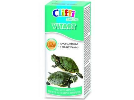 Витамины для рептилий Cliffi для черепах, мультивитаминный комплекс, капли, 25 г