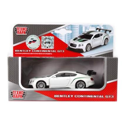 Машинка Технопарк Bentley Continental GT3