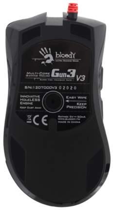 Проводная мышка A4Tech Bloody V3 Black