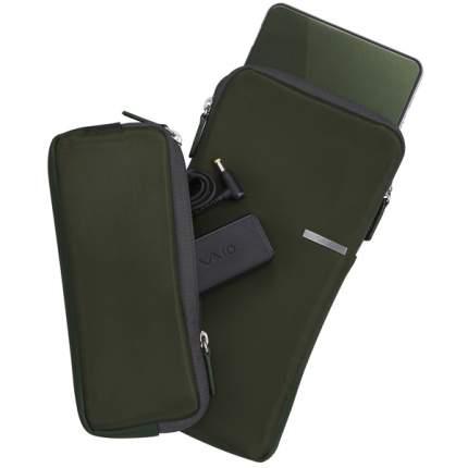 "Сумка для ноутбука 13"" Sony VGP-CPP1 Green"