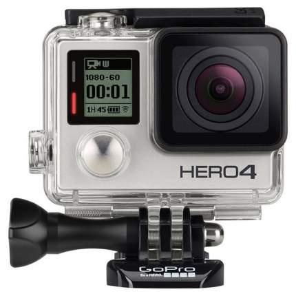 Экшн камера GoPro Hero 4 Silver Edition - Adventure (CHDHY-401) Grey