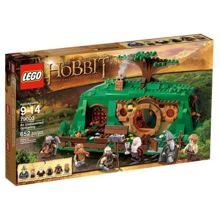 Конструктор LEGO Lord of the Rings and Hobbit Неожиданная встреча (79003)