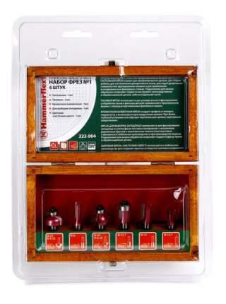 Наборы фрез для фрезера Hammer Flex 222-004 (58594)