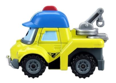 Машина металлическая Robocar Poli Баки, 6 см