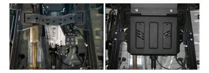 Защита РК (Раздаточной коробки) АвтоБРОНЯ для Mitsubishi (111.04048.1)