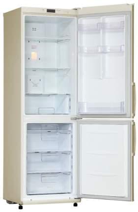 Холодильник LG GA-B 409 UEDA Beige