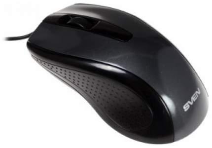 Проводная мышка Sven RX-515 Silent Black/Grey