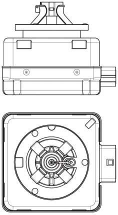 Лампа ксеноновая автомобильная OSRAM D3S КСЕНАРК 35W (66340CBI_DuoBox)