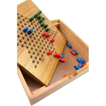 Настольная мини-игра Tactic Games Китайские шашки. мини 14026N