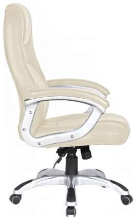 Кресло руководителя College XH-869, бежевый