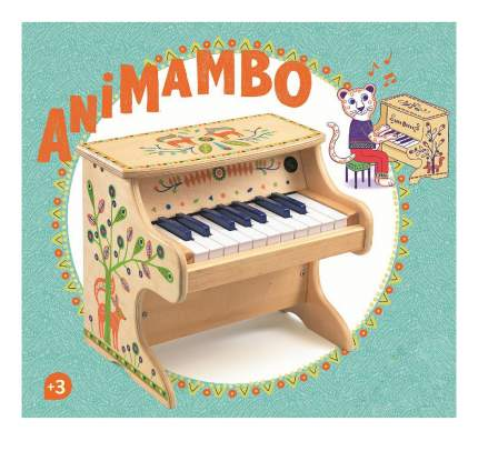 Пианино Djeco электронное