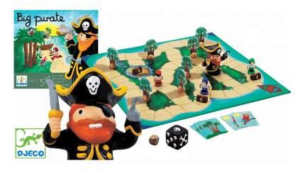 Настольная игра Djeco Большой пират