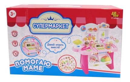 Супермаркет игрушечный Помогаю Маме Супермаркет PT-00648(WK-B7028)