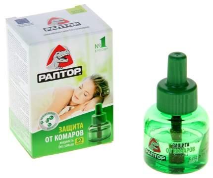 Жидкость от комаров для фумигатора Раптор 60 ночей 20 мл